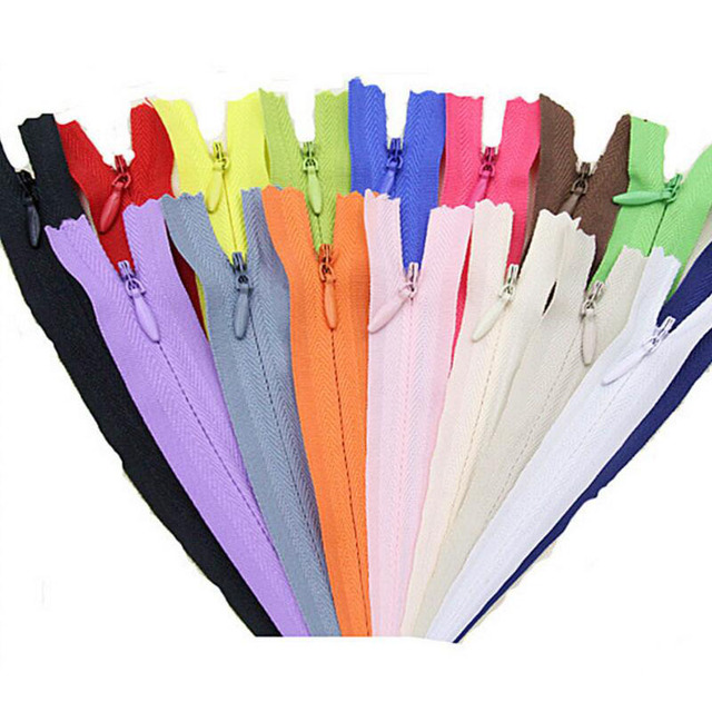 8 шт 3 #28 см 35 см 40 см 50 см 55 60 см в длину змейки-невидимки фиолетового цвета с открытыми пальцами; цвета оранжевый, зеленый, черный DIY нейлоновая застежка-молния для пошива одежды