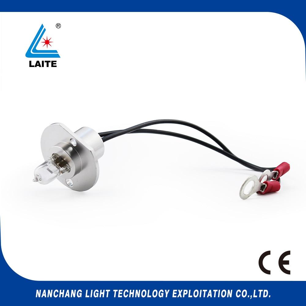 MIndray BS-200 BS-380 BS-420 12V 20W chemistry analyzer halogen lamp BS200 BS420 12V20W bulb free shipping-3pcs