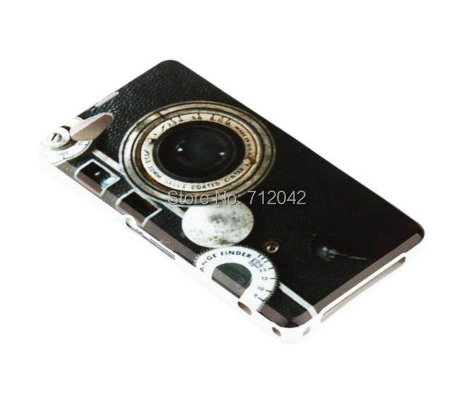 OEEKOI Retro Cassette Tape Camera Print Soft TPU Cover Phone Case - Reservdelar och tillbehör för mobiltelefoner - Foto 3