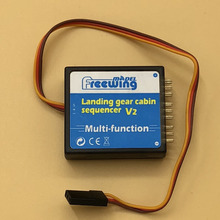 Freewing Landing gear Cabin Sequencer V2 of rc plane