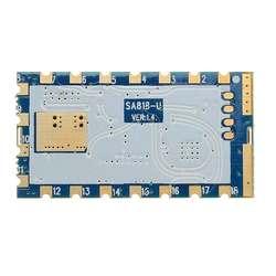 LEORY Nieuwe generatie walkie talkie module SA818 met VHF 134 ~ 174 MHz audio module RDA1846S chip