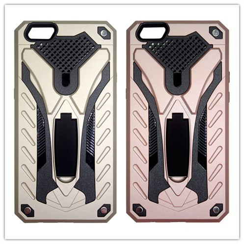 best sneakers 3854e 1e362 US $189.0 |For Vivo Y71 360 Protective Rugged Armor Slim Back Phone Case  For Vivo Y71 Soft TPU Hard PC Cover With Kickstand Shockproof Case-in ...