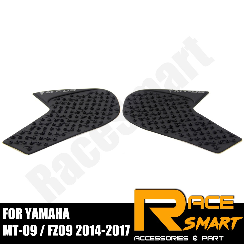 Decals & Stickers Strict Motorcycle Gas Tank Pads For Yamaha Mt-09 Fz09 2014 2015 2016 2017 Knee Grip Protector Protective Fuel Sticker Side Pad Mt 09