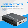 H.264 HD Encoder HDMI para IPTV, codificador de Transmissão ao vivo, fornecedor da fábrica