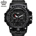 Luxury Brand Digital Watch Men Casual Watches Men's Waterproof Sport Watch LED Military Quartz Clock Men Relogio Masculino Black