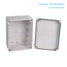 цена на  Free shipping , terminal box waterproof IP66 ABS enclosure use as junction box 150*200*100mm