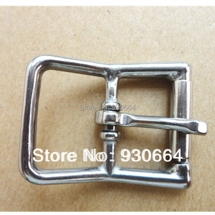 20Pieces/Lot Stainless Steel Pin Buckle With Roller  Wholesale Price Inside Width 26mm W023