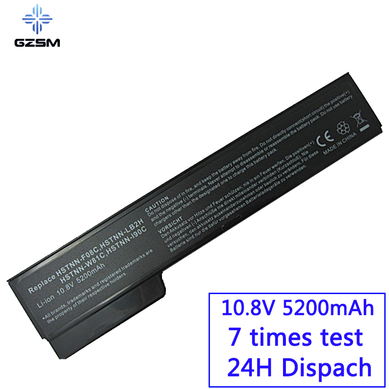 GZSM Laptop <font><b>Battery</b></font> 8460P for HP 8470P 8560P 8460W 8470W <font><b>8570P</b></font> <font><b>battery</b></font> for laptop 6460B 6470B 6560B 6570B 6360B 6465B <font><b>Battery</b></font> image