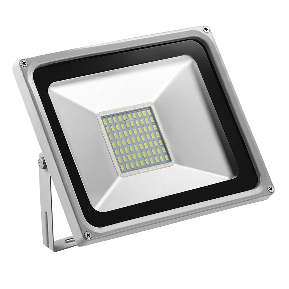 kaigelin 50w led flood lights outdoor 220vac backyard lighting smd ip65 waterproof led flood outdoor lighting