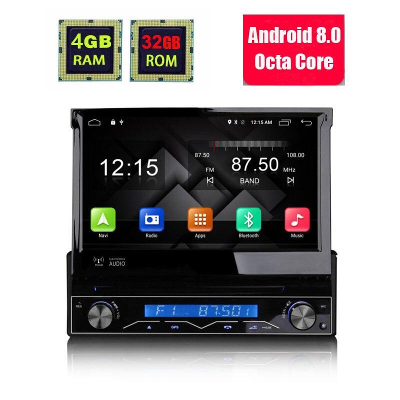 喧騒車のラジオ 車のマルチメディアシステムと 1 Android