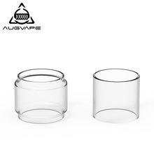 Augvape Intake Atomizer do tanku rta wymienna rurka ze szkła borokrzemowego 24mm pojemność zbiornika 4 2ml 2 5ml Atomizer przezroczysta szklana rurka 3 sztuk partia tanie tanio Szkło Augvape INTAKE RTA Intake RTA Glass Tube