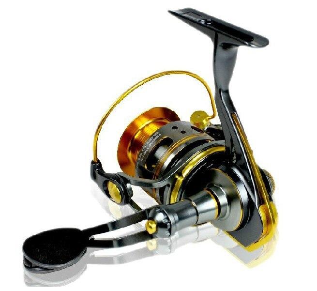 TOP Quality All Metal Materials Salt Water ACE40 Spinning Reels 11+1 Ball  Bearing Ultra Light Lure Reels Casting Fishing Reel In Fishing Reels From  Sports ...