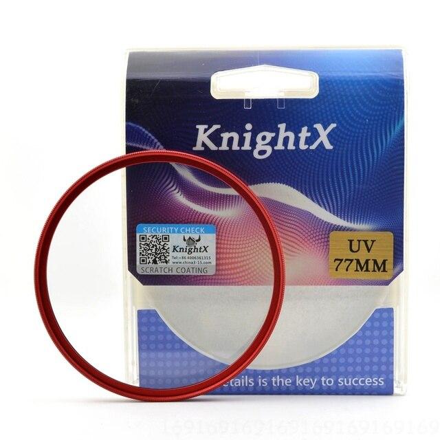 KnightX STAR star UV ND FLD Polarisator 49 MM 52 MM 55 MM 58 MM 62 MM 67 MM 72 MM 77 MM objektiv filter für Sony Canon Nikon d800 d5200 canon