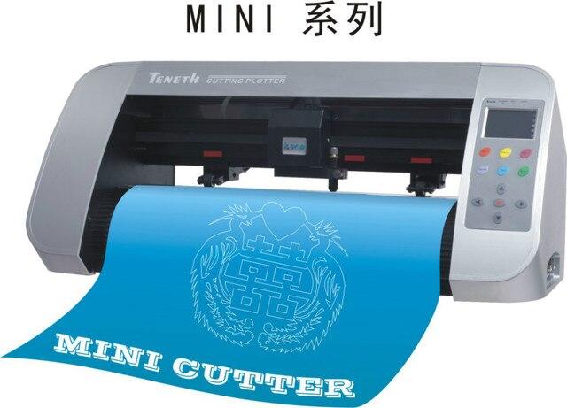 TENETH Mini cutting plotter TH330,33cm wide vinyl cutter, desktop cutter plotter