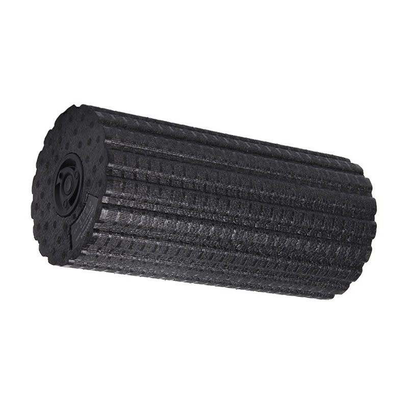 Electric Yoga Gym Fitness Vibrating Foam Roller Massage Body Muscle Pain Relief Tool BB55