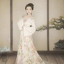 Xiao Xiang Yi Women's Hanfu Embroidery Costume Photo House Thematic Photography Costume Tang Princess Performance Hanfu щетка для жирной посуды zhu yi tang