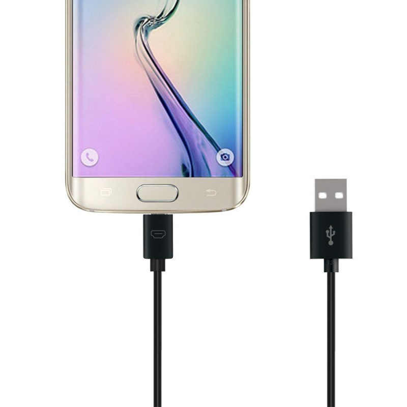 1 متر/1.5 متر/2 متر مايكرو يو إس بي متعدد الأغراض كابل تهمة USB كابل بيانات لسامسونج شاومي LG اللوحي شاحن هاتف محمول يعمل بنظام تشغيل أندرويد USB كابل شحن
