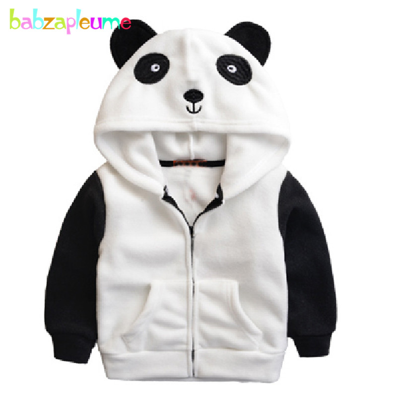 0-5Years/Autumn Winter Baby Boys Girls Jackets Outerwear Soft Fleece - Children's Clothing - Photo 2