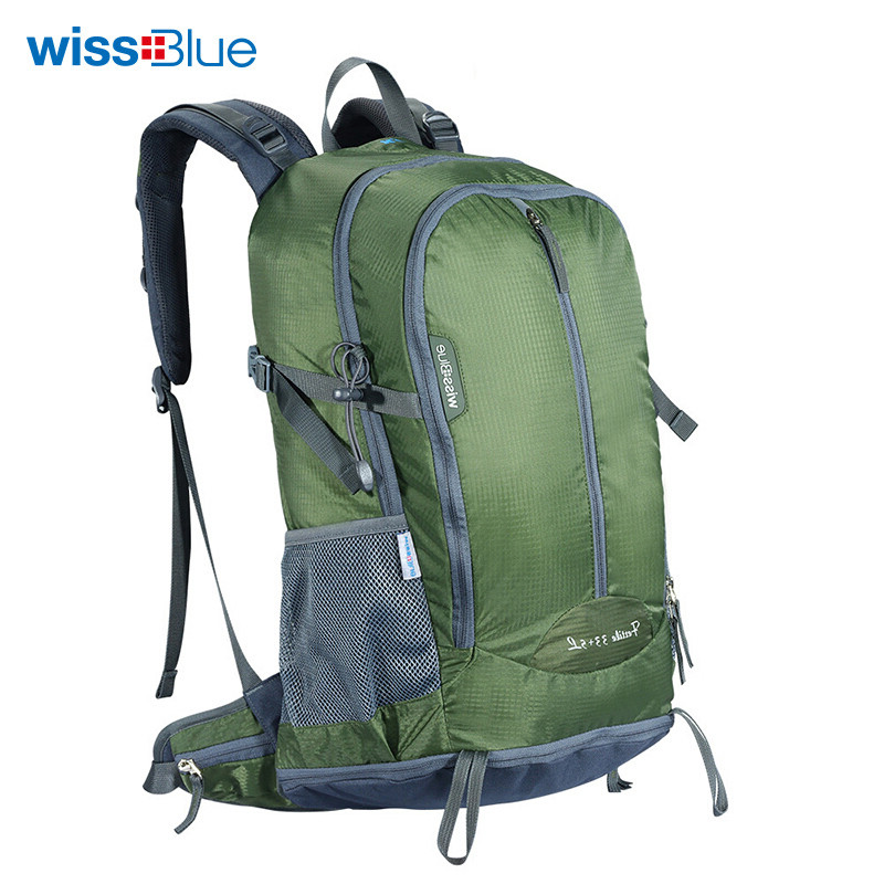 WissBlue Mochila Bags Trekking Cycling Equipment Camping Tactical Backpack Bicycle Sport Rucksack For Mens Womens Male Female