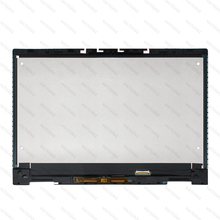 FHD LED LCD Touch Screen Digitizer Replacement With Bezel For HP ENVY x360 13-ag0003nf 13-ag0003ng 13-ag0003sa