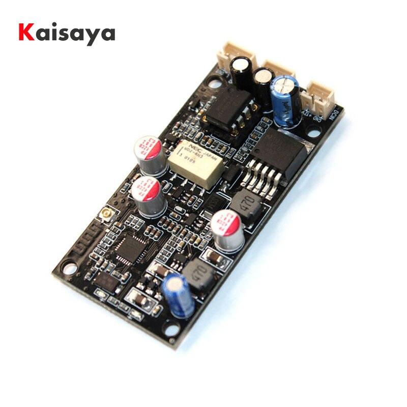 CSR8675 carte récepteur sans fil Bluetooth 5.0 ES9018 APTX-HD I2S carte de décodeur DAC avec Support d'antenne 24Bit/96 Khz A7-001