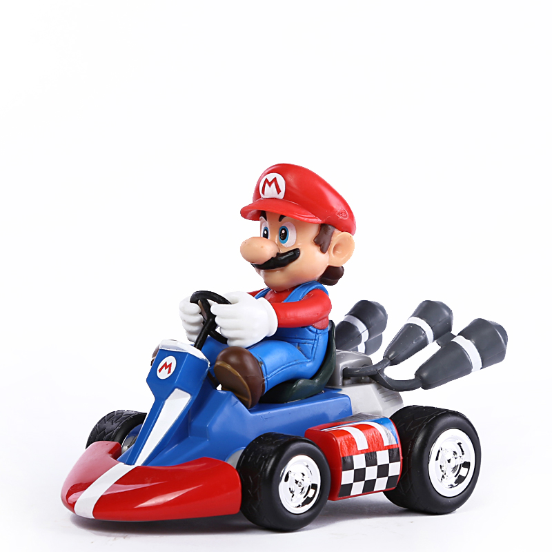 super mario bros kart car mario. Black Bedroom Furniture Sets. Home Design Ideas