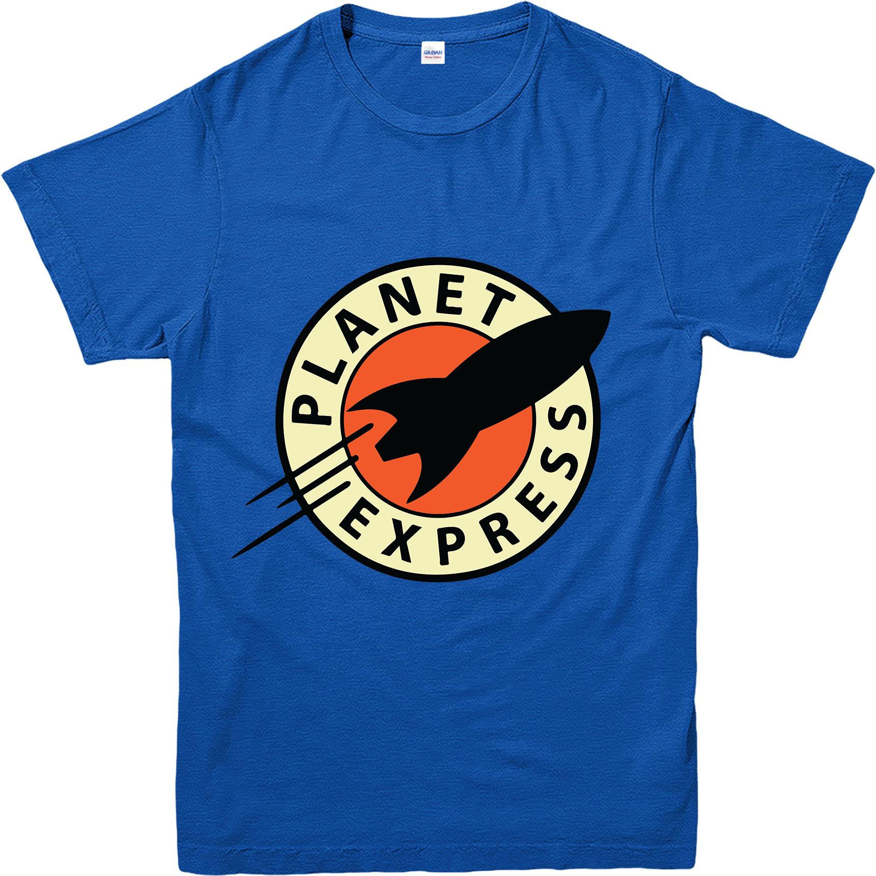 Black t shirt express - Black T Shirt Express Futurama T Shirt Planet Express T Shirt Inspired Design Top Summer