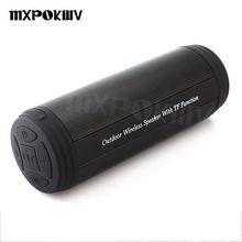 Outdoor Wireless Sport Speaker Waterproof Bluetooth 4.0 Loudspeaker Super Bass Speaker Support TF Radio Line For Phone Computer