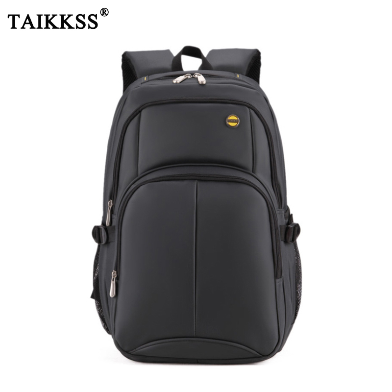 2018 New Casual Multifunction Polyester Backpack 15/17 Inch Laptop Men Brand Travel Rucksack Female Fashion School Bags bagpack dispalang brand laptop backpack flamingo pattern multifunction rucksack men casual daypacks unisex school bookbags bagpacks pack