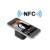 Bluetooth music receiver 3.5mm porta de áudio nfc um toque mesmo adaptador de áudio música para speaker car mp3 fone de ouvido de telefone