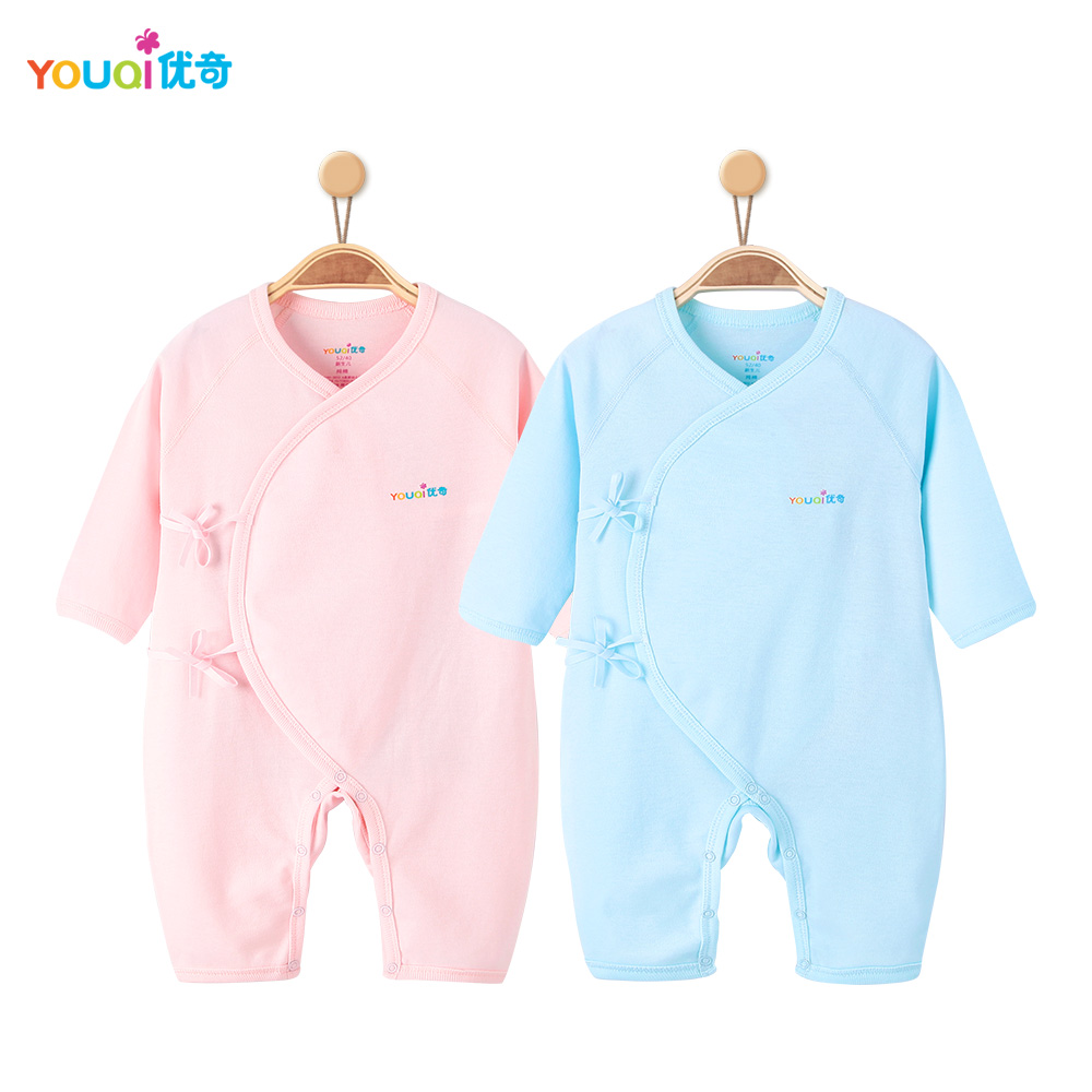 2Pcs Newborn Baby Clothes Boy Cotton Newborns Rompers Baby Girl Clothes Long Sleeve Baby Clothing 3 6 Months Infant Jumpsuit baby rompers cotton long sleeve 0 24m baby clothing for newborn baby captain clothes boys clothes ropa bebes jumpsuit custume