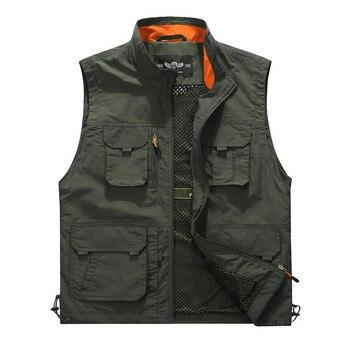 Men's Casual Outdoor Vests