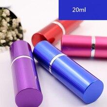 Mini vaporisateur Portable pour parfum, pompe à pompe, rechargeable, 20ml, 5/10/15/20 pièces, Spray à post rasage, pour maquillage