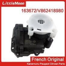 Oryginalne elektroniczny korpusu przepustnicy montaż V862418980/163672 dla Peugeot 207 308 408 508 3008 RCZ Citroen C3 C4 C5 DS3 DS4 DS5