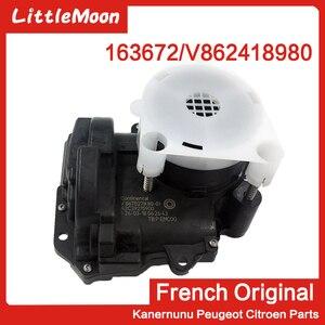 Image 1 - Oryginalne elektroniczny korpusu przepustnicy montaż V862418980/163672 dla Peugeot 207 308 408 508 3008 RCZ Citroen C3 C4 C5 DS3 DS4 DS5