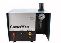 220 Voltage Graver Helper Pneumatic Jewelry Engraving Machine Single Ended Graver Tool Jewelry Engraver Jewel Making
