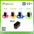 Promise Digital Oximeter Blood Oxygen SPO2 PR Oximetro De Dedo Portable Fingertip Pulse Oximeter CE Approved with Case