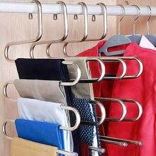 Многослойная Вешалка-держатель для галстука, органайзер, вешалка для шарфа, пластиковые штаны для хранения, стойка, многофункциональный зажим для штанов