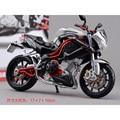 Benelli TNT Kit de Metal Diecast modelo moto Maisto juguetes asamblea 1:12 escala modelo de la motocicleta envío gratis