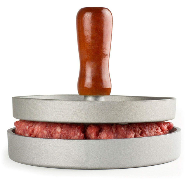 "Hamburger press and meat patties maker 4.7""/12cm"