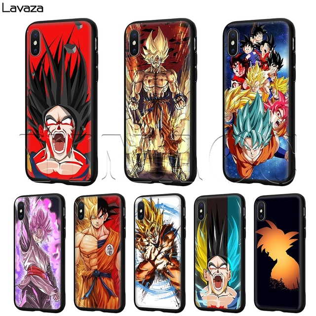 iphone xs max coque dragon ball