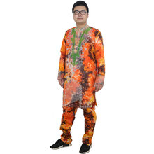 Африканская мужская одежда md богатые африканские платья bazin