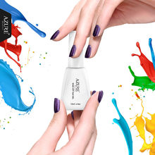 Azure Beauty 12ML UV Gel Nail Polish Platinum Color series hybrid varnishes Semi Permanent Gel nail polish Colorful Gel Lacquer(China)