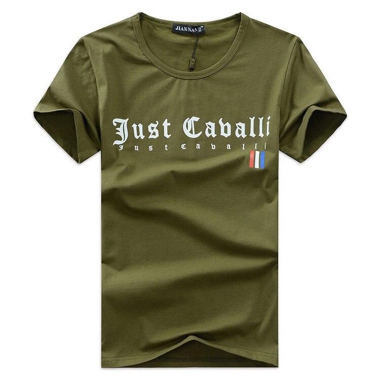 New Arrival tshirt Men\'s casual letter short sleev...