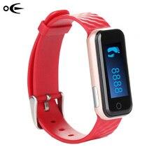 Bluetooth 4.0 Led Smart Watch Moniteur de fréquence Cardiaque Montre Homme SMS Appel Rappeler Sport Bracelet Horloge Montre-Bracelet Pour iOS Android téléphone