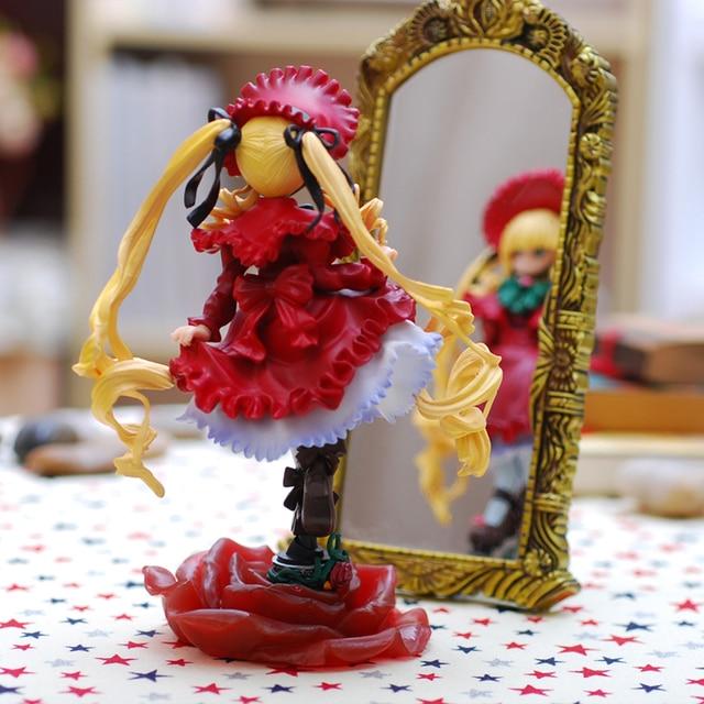 Rozen Maiden Traumend Shinku PVC Figure doll new in box free shipping