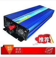 5000W Pure Sine Wave Inverter DC to AC Power Inverters, 10000W Peak Power, 5KW 5000 Watt Wind Solar Off Grid System Inverter