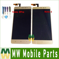 1PC Lot For RedMi Note 3G LCD Display Touch Screen Digitizer Black Color Assembly Free Shipping