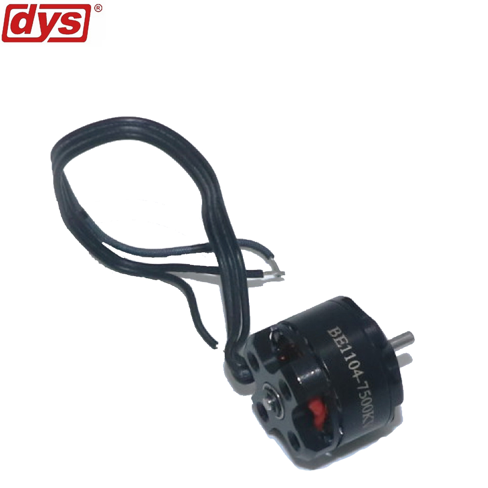 1 PCS DYS BE1104 1104 Brushless Motor 4000KV 7500KV 2-3S For 100 120 150 160 Mini Multirotors RC Helicopter Quadcopter Dro eplutus ep 1104 в тамбове