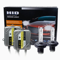 1set 12V 55W Xenon H7 HID Conversion Kit H1 H3 H4 H11 9005 Bulb Auto Car Headlight Lamp 4300k 5000K 6000k 8000K 12000K